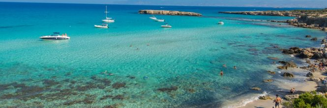 Pafos Chypre plage et met