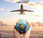 Affiche Tour du Monde