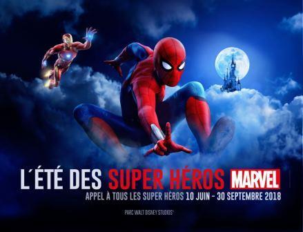 Marvel meets Diseny